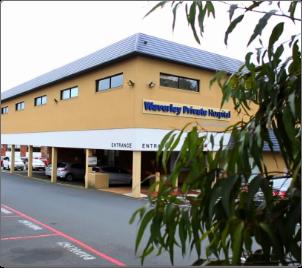 waverley private hospital