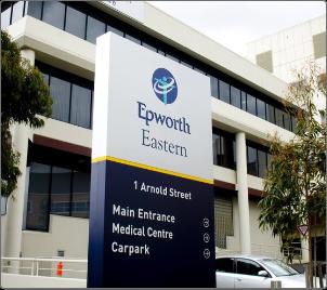 epworth eastern hospital