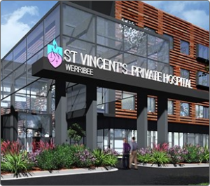 st vincents private hospital werribee